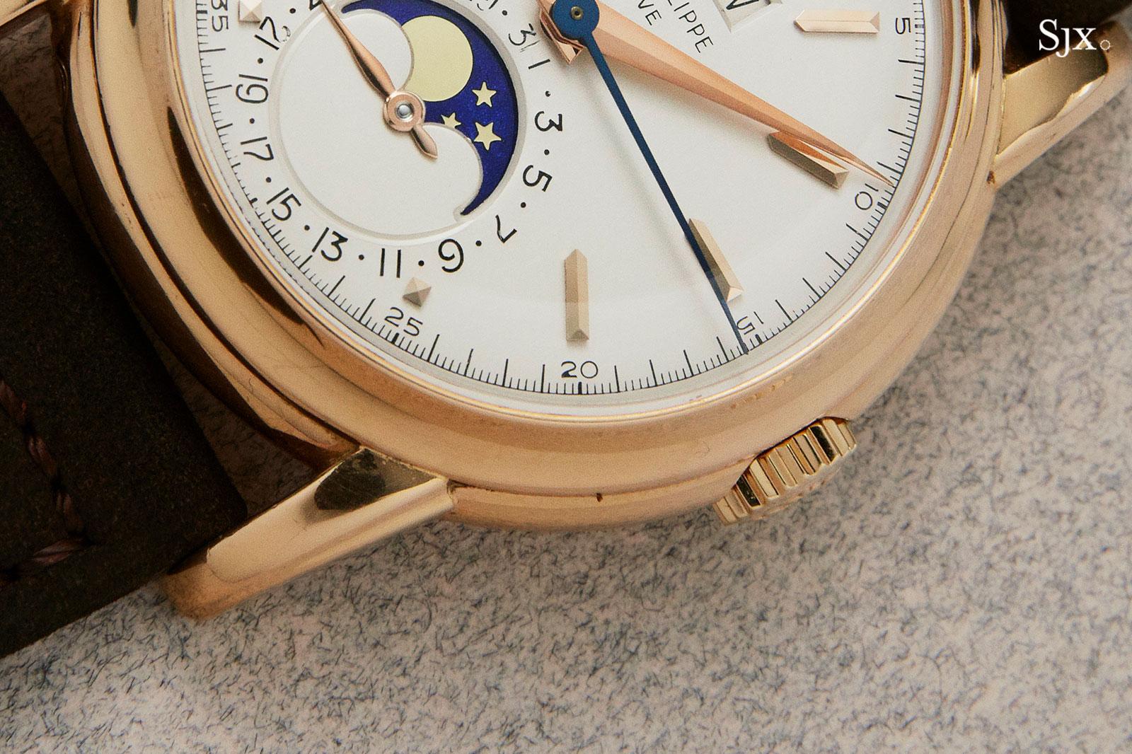 Patek 2438-1 perpetual pink gold 1