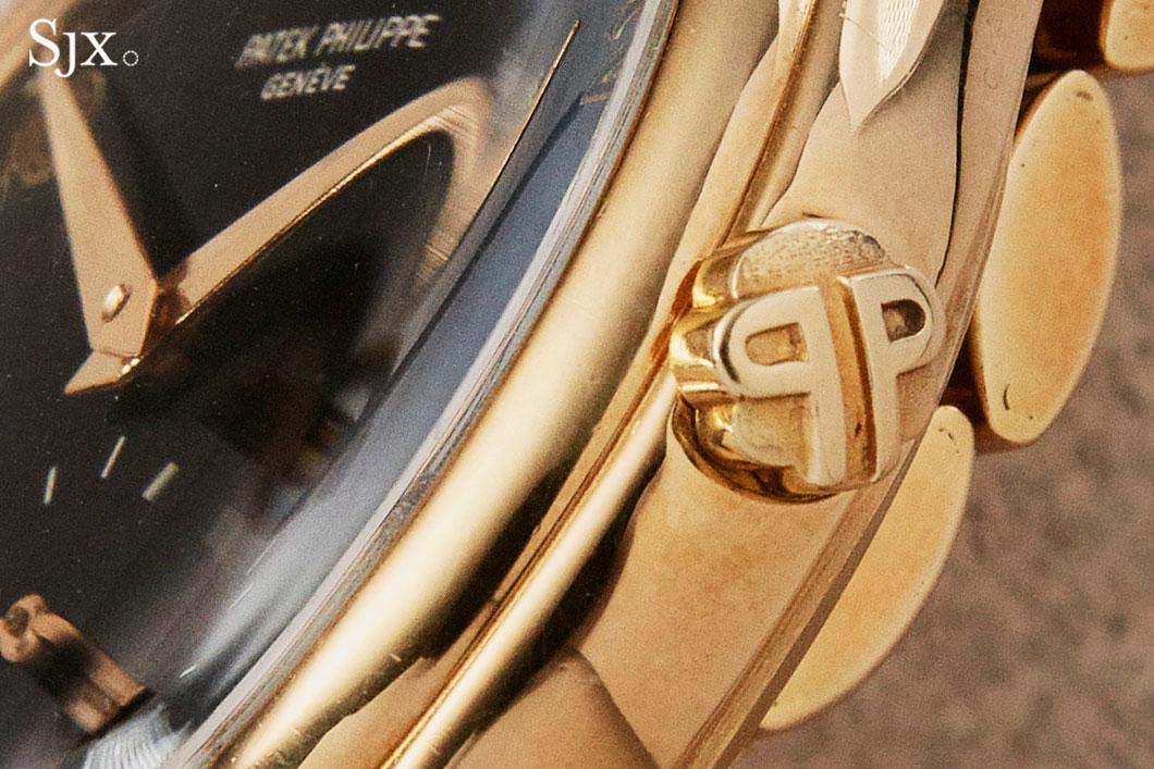 Patek 2526 black dial arabics 5