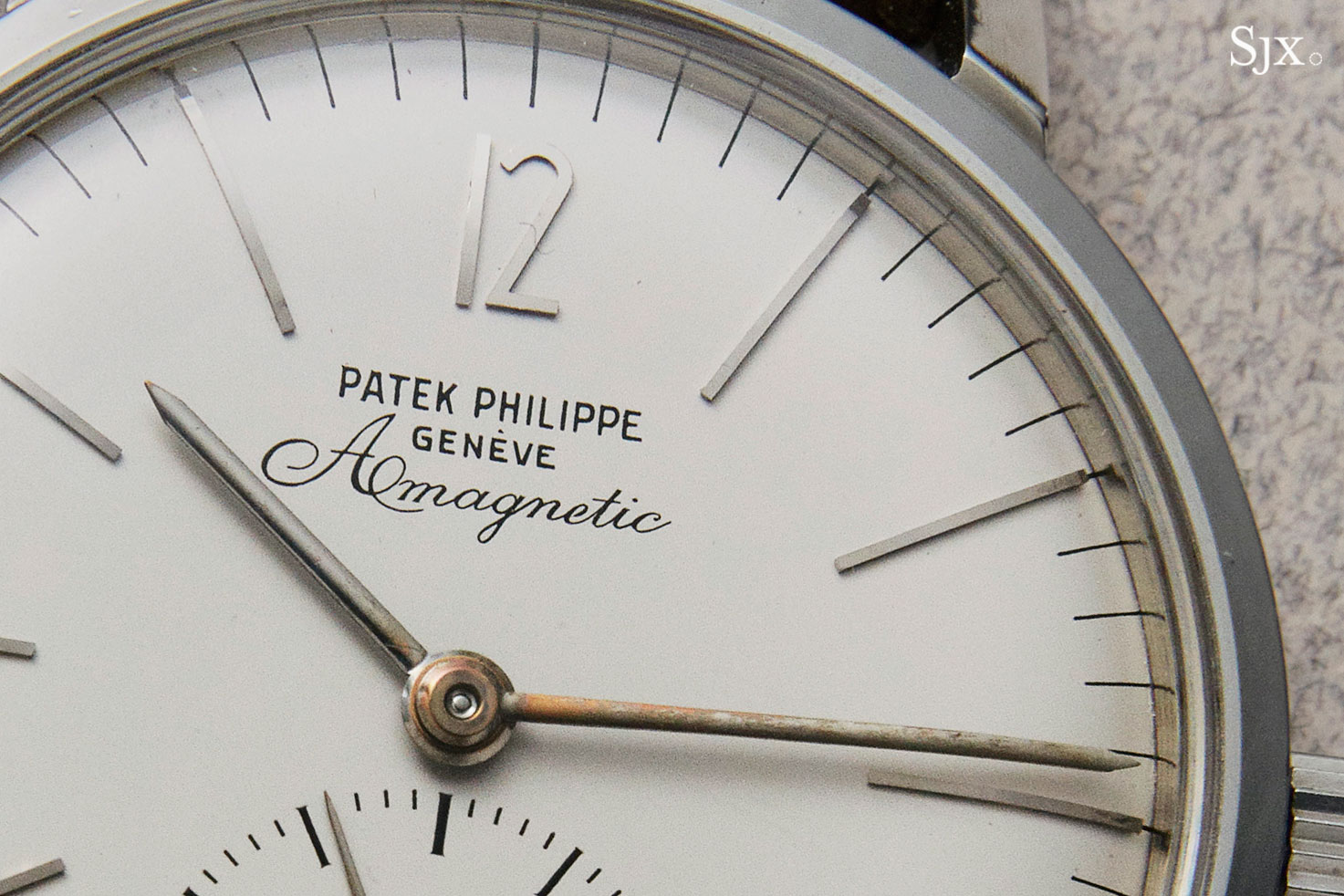 Patek 3417 Amagnetic steel 2