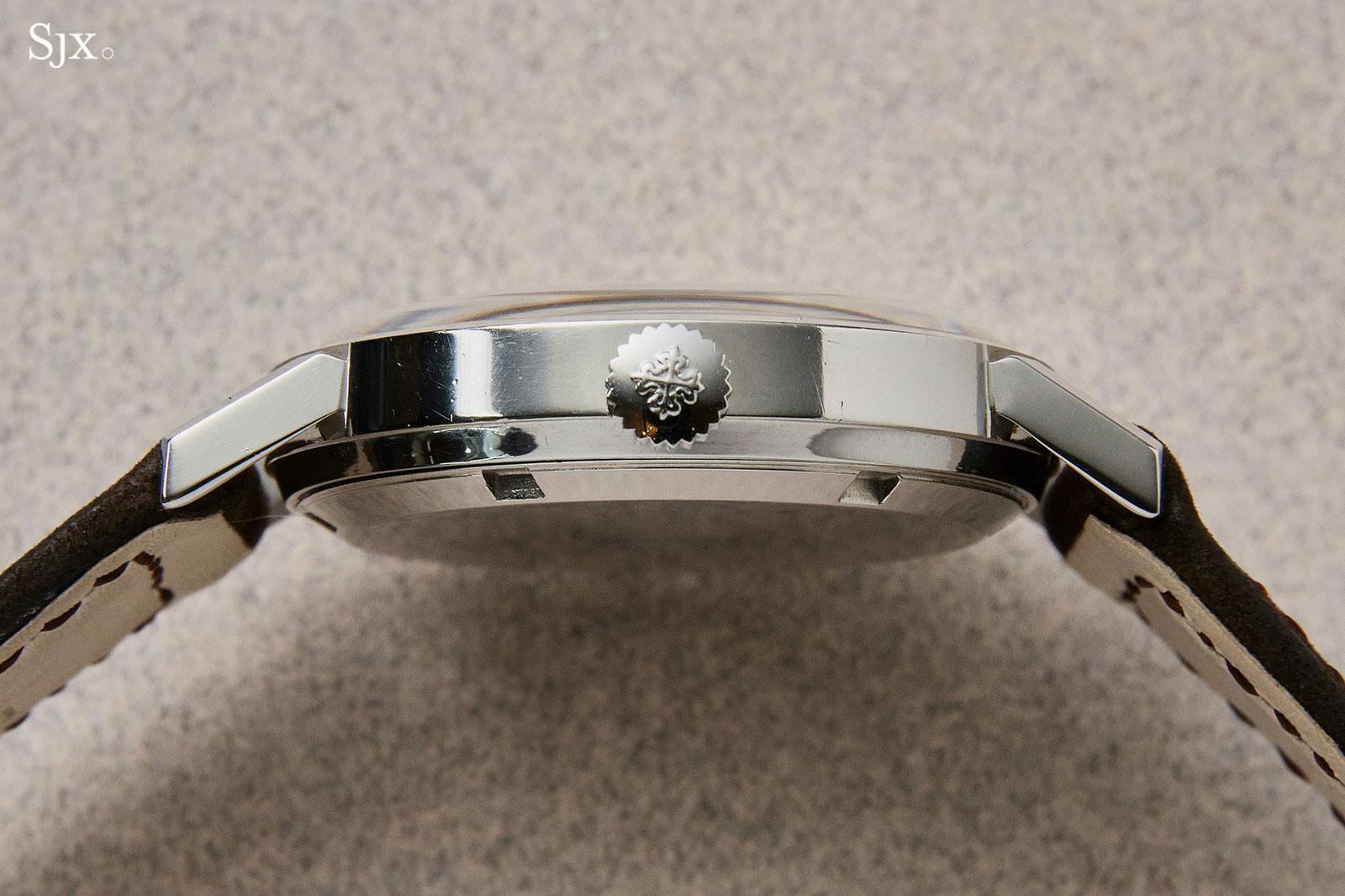 Patek 3417 Amagnetic steel 4