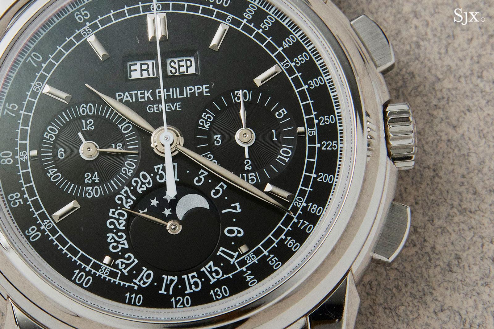 Patek 5970P phillips HK 1