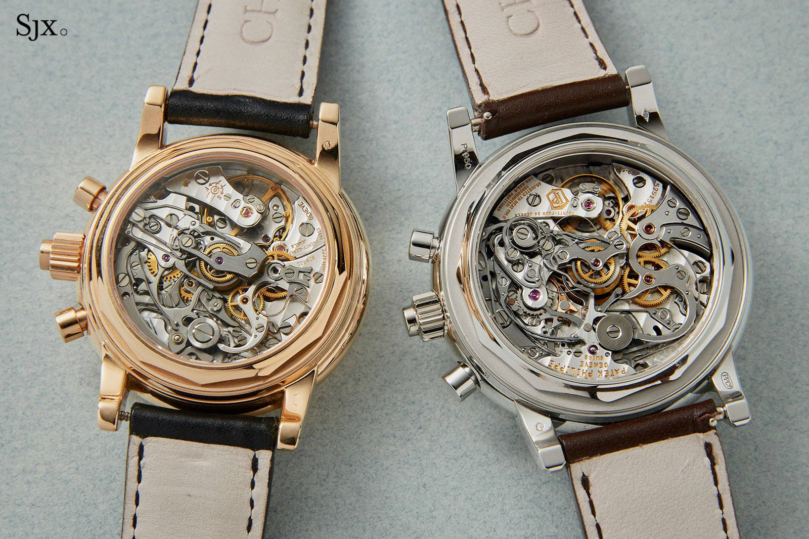Patek Philippe 5004R and 5204P-2