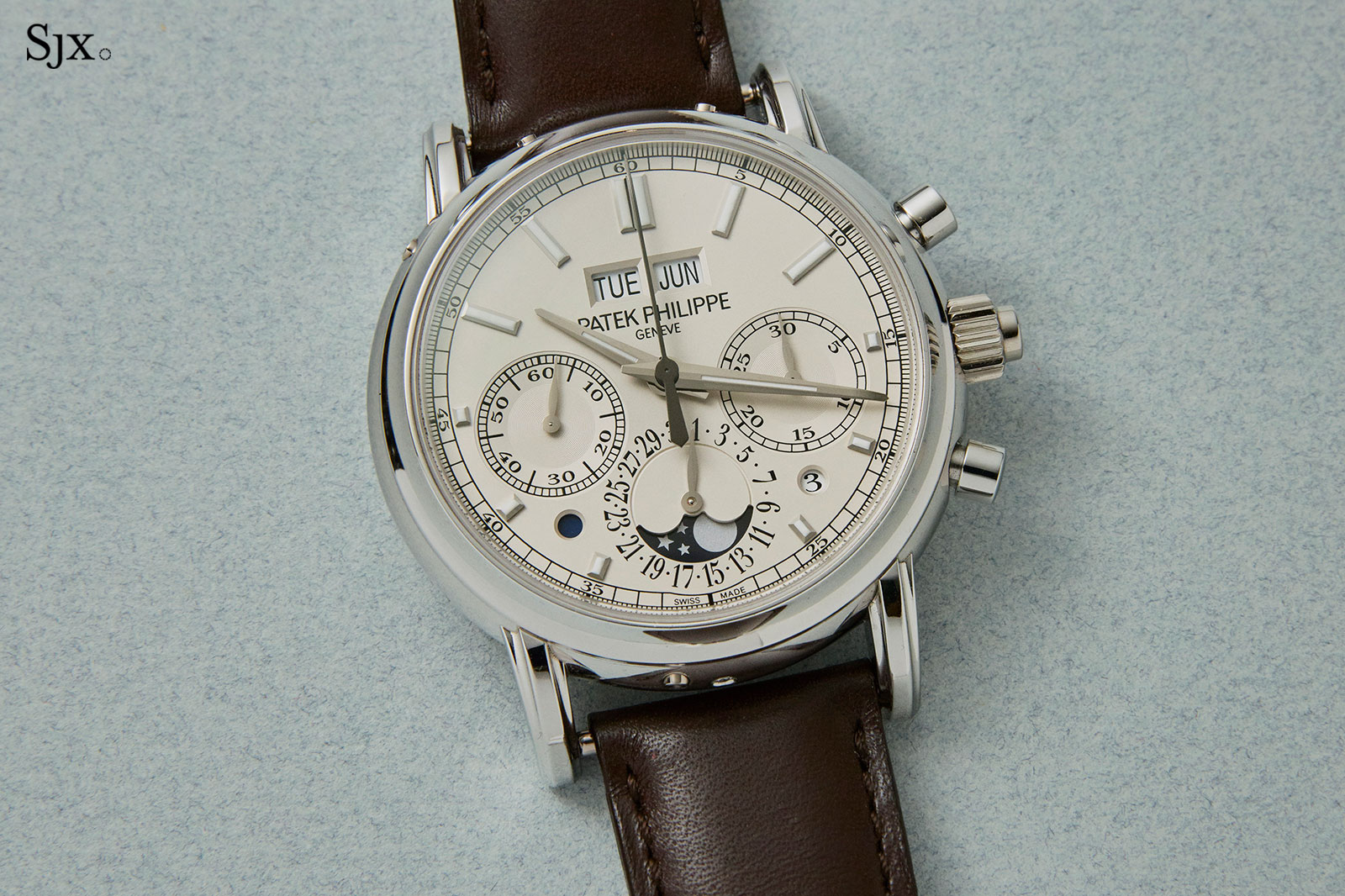 Patek Philippe 5204P Christies 1