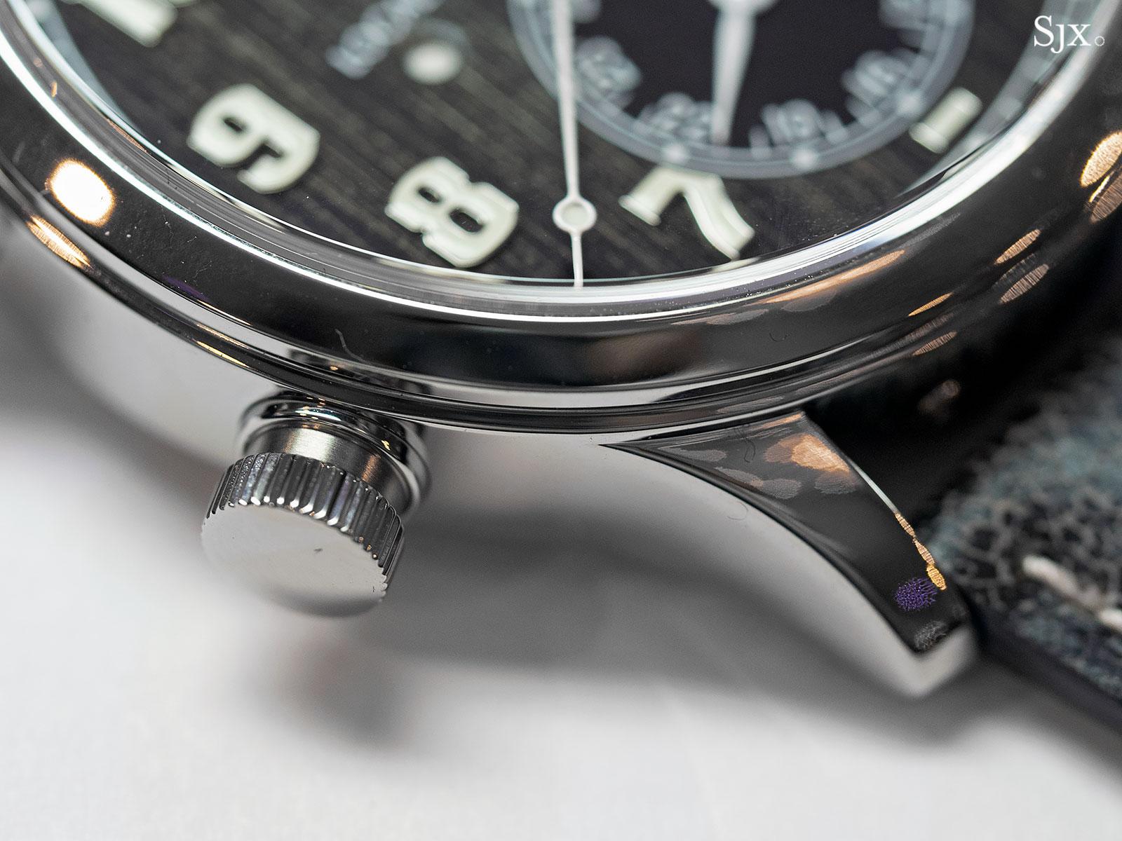 Patek Philippe Calatrava Pilot Travel Time Titanium 5524T-10