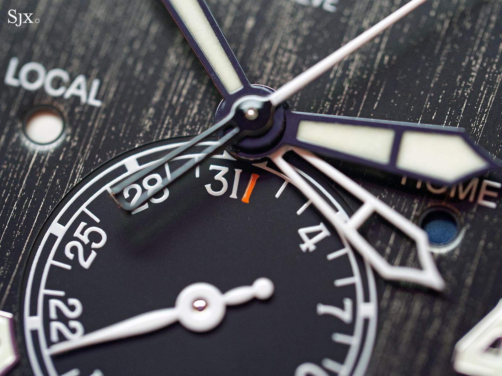 Patek Philippe Calatrava Pilot Travel Time Titanium 5524T-2