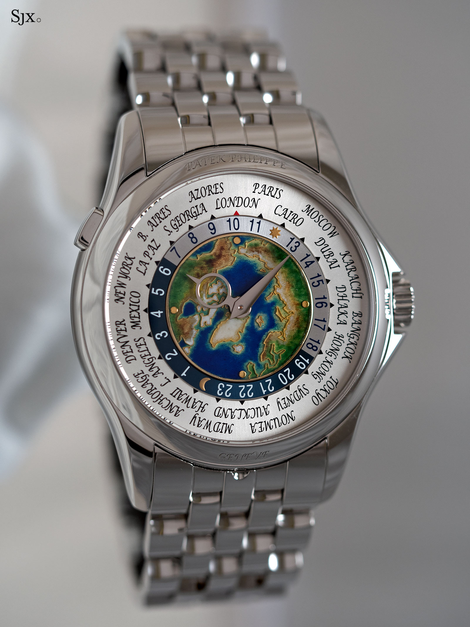 Patek Philippe world time 5131-1P platinum 2