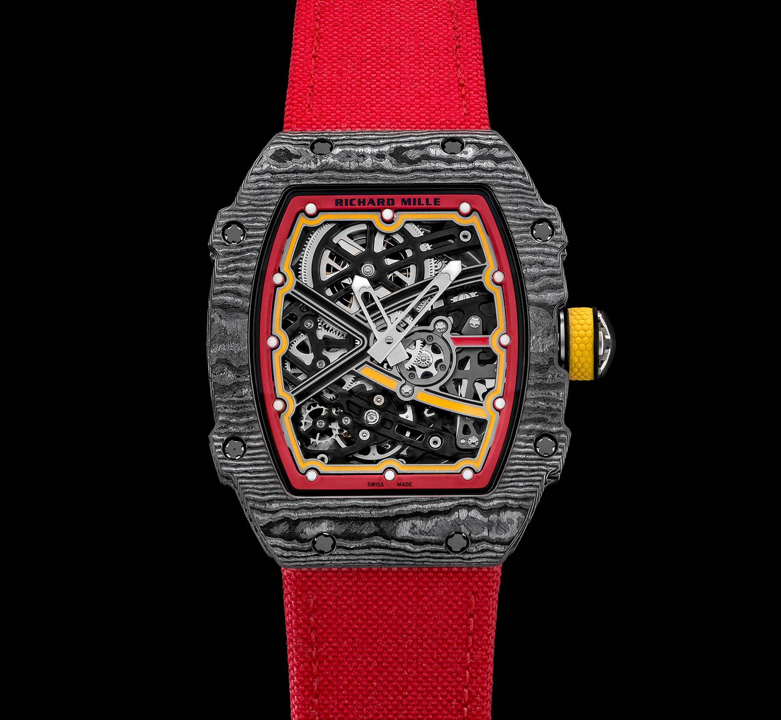 Richard Mille RM 67-02 Alexander Zverev 2