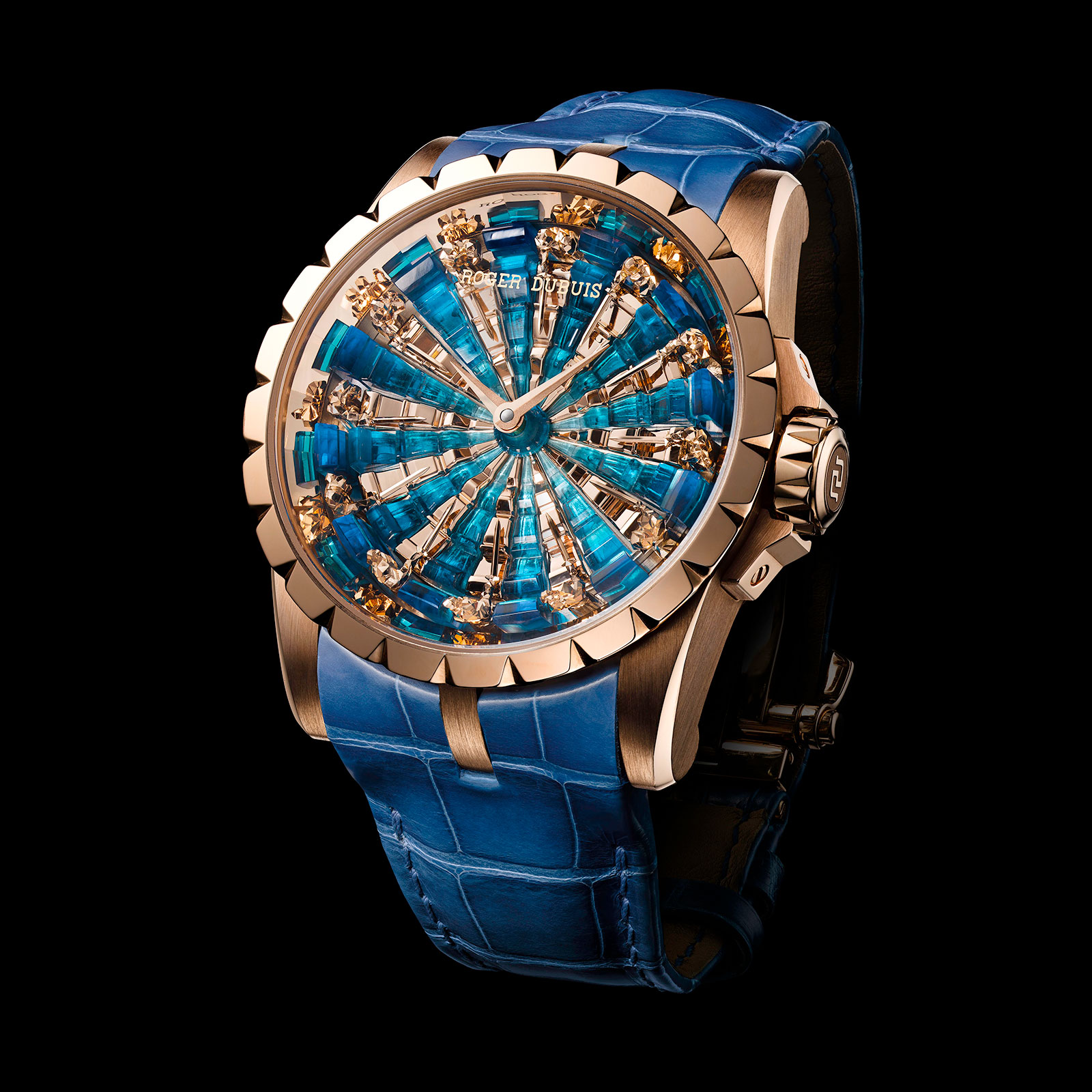 Roger Dubuis Knights of the Round Table III-1