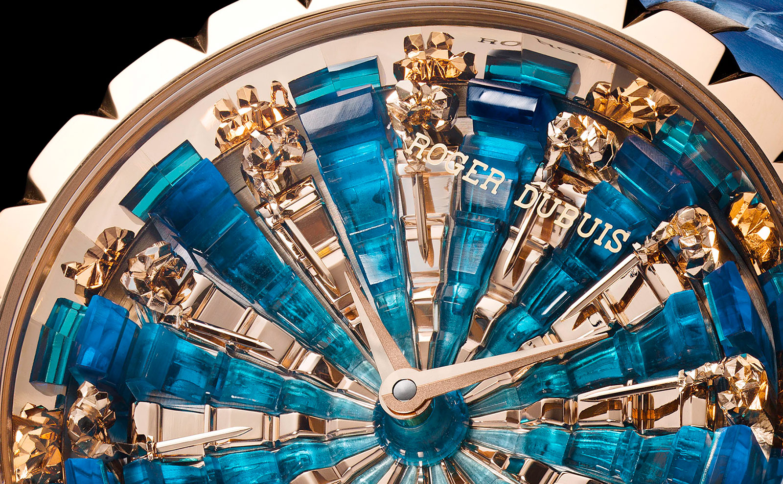 Roger Dubuis Knights of the Round Table III-2