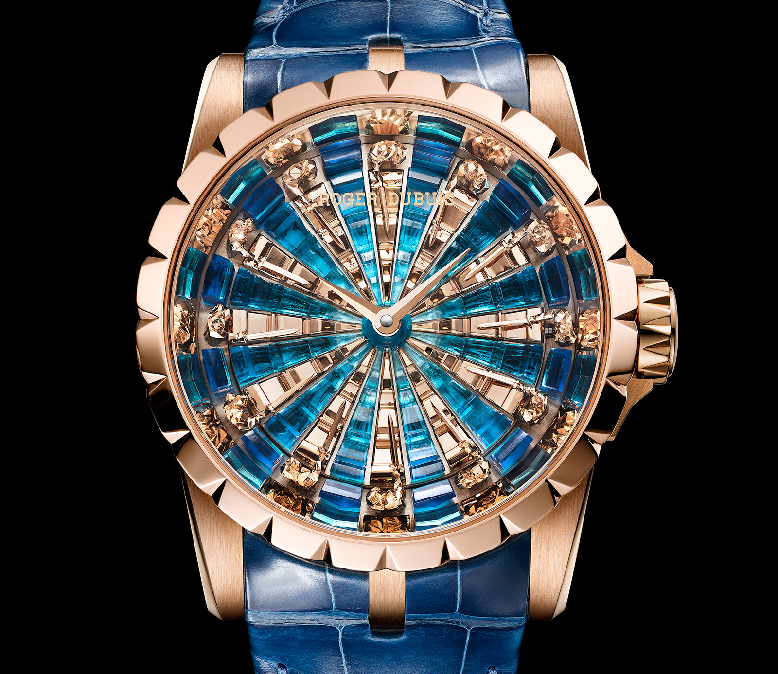Roger Dubuis Knights of the Round Table III-3