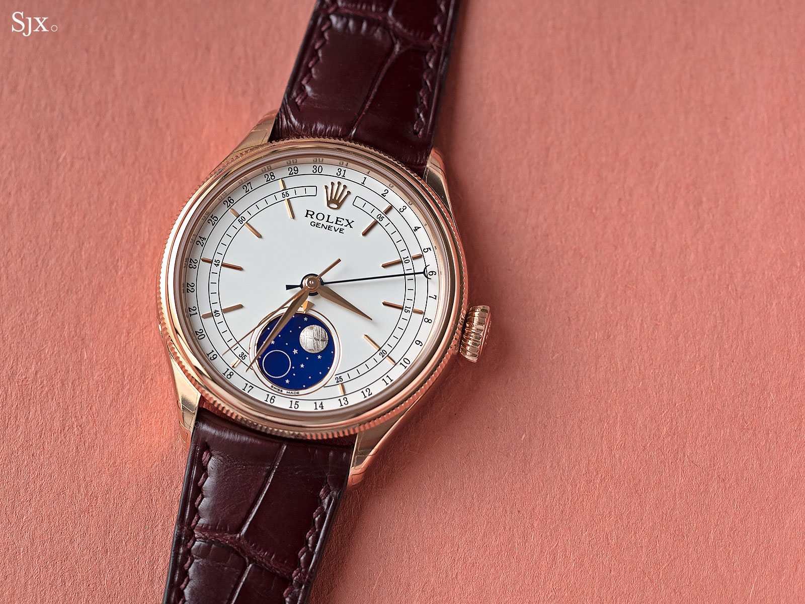 Rolex Cellini Moonphase 50535 review 1