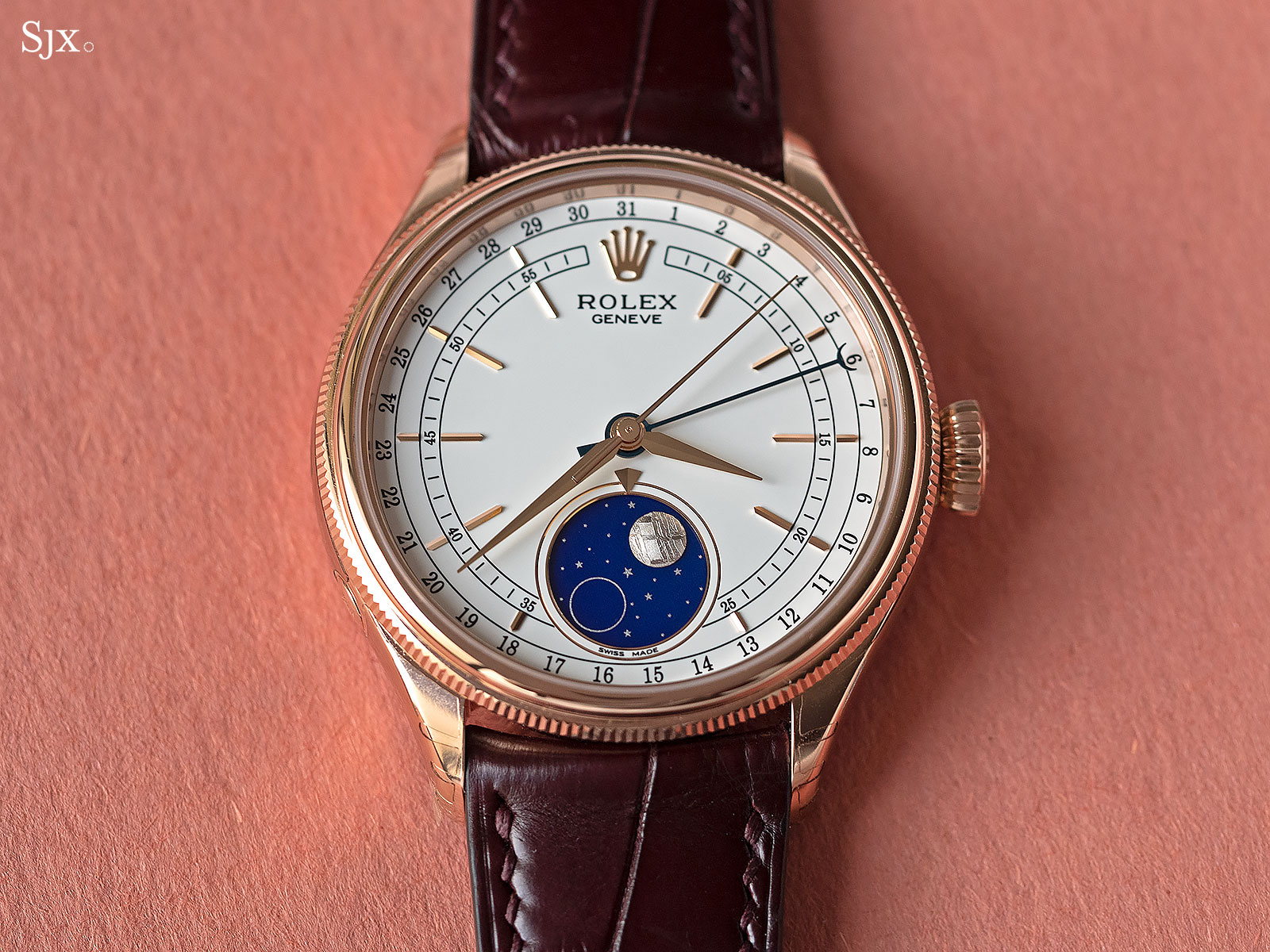 Rolex Cellini Moonphase 50535 review 10