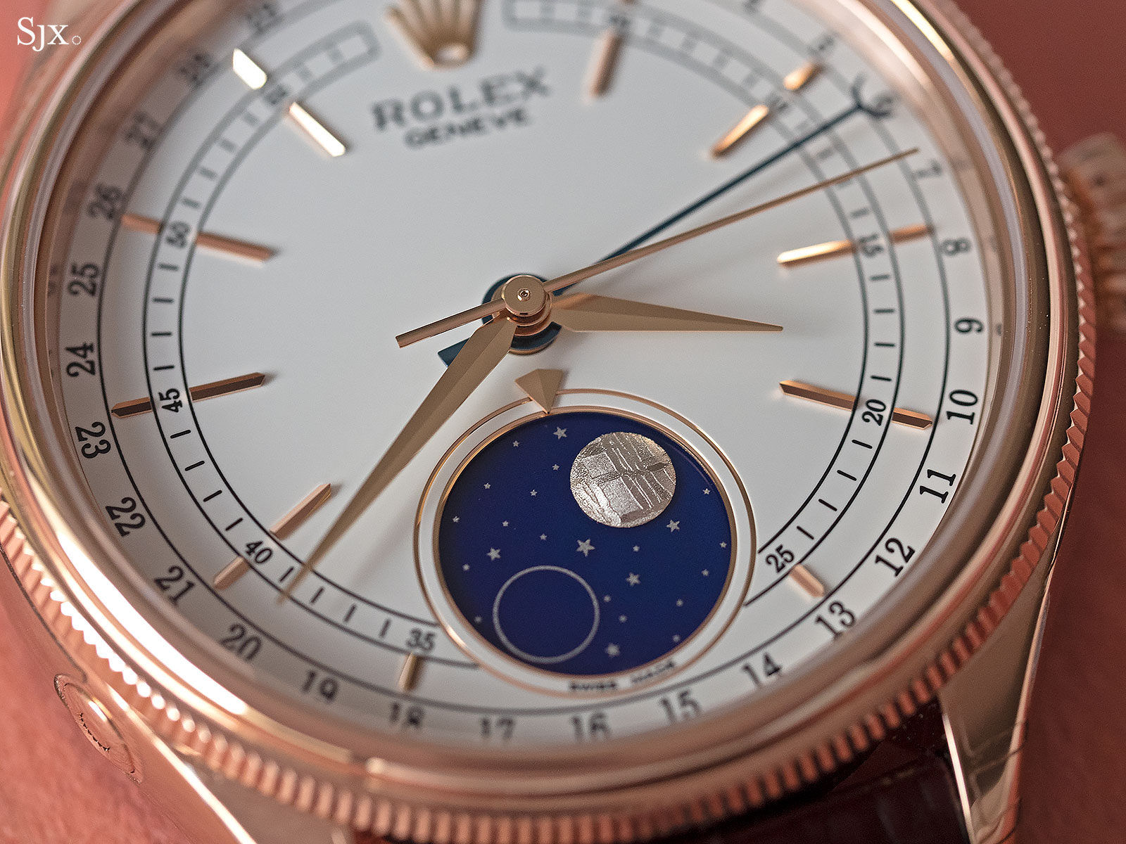 Rolex Cellini Moonphase 50535 review 11