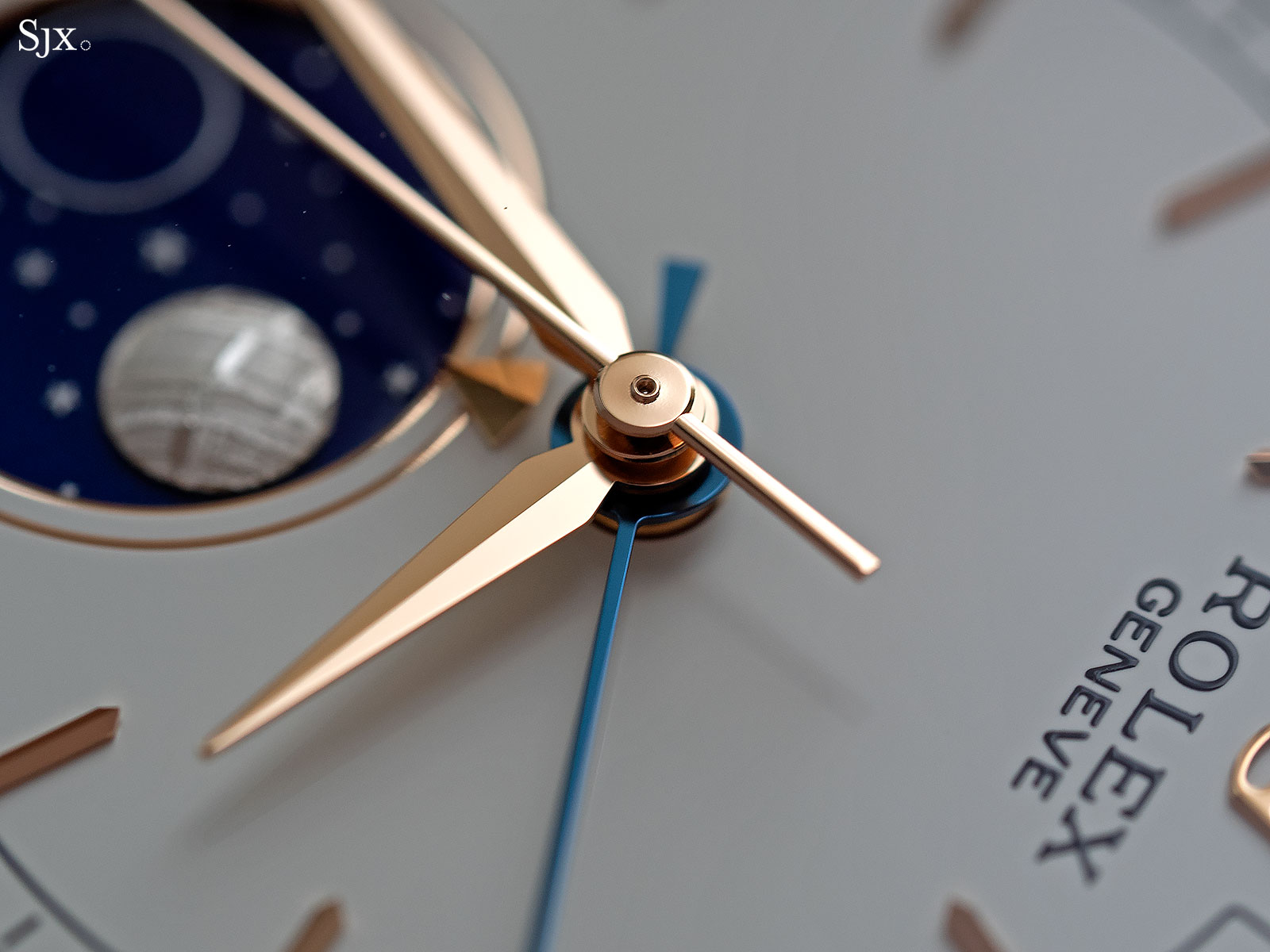 Rolex Cellini Moonphase 50535 review 3