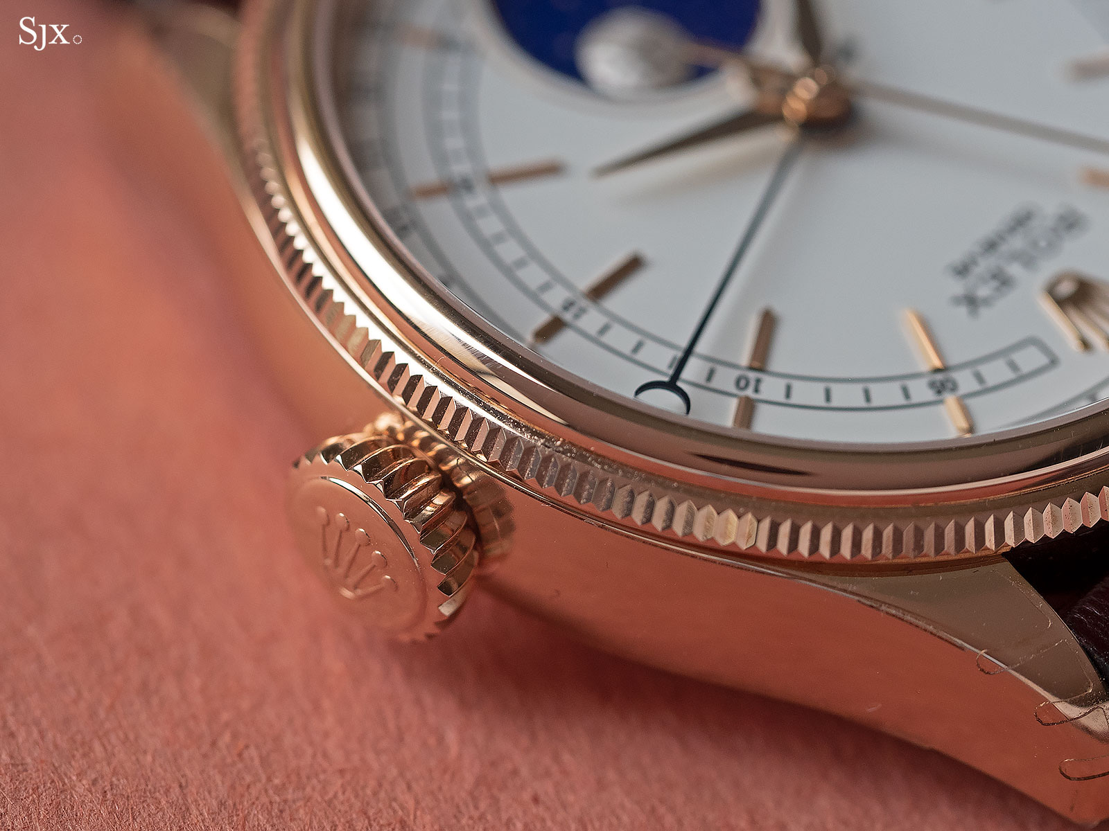 Rolex Cellini Moonphase 50535 review 8
