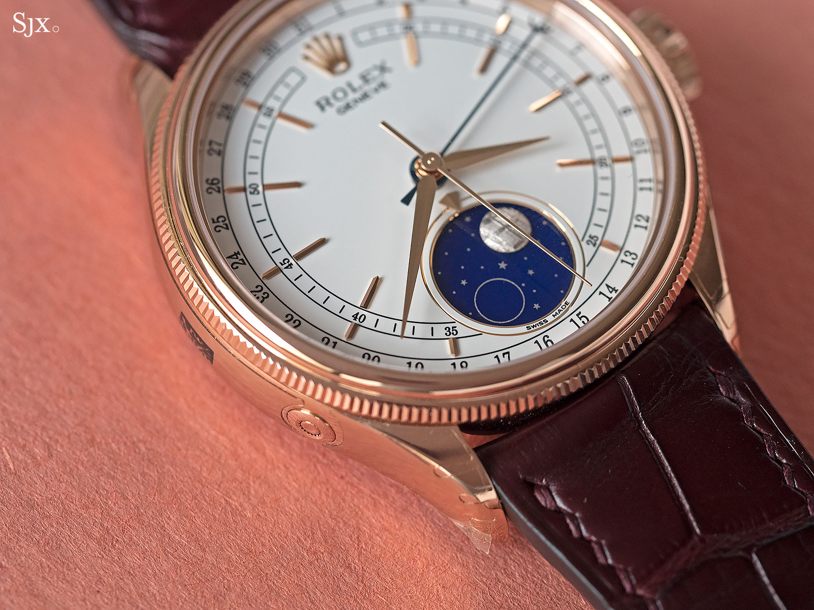 Rolex Cellini Moonphase 50535 review 9