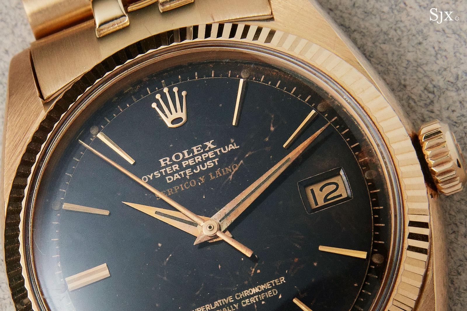 Rolex Datejust 6605 Serpico Laino 1