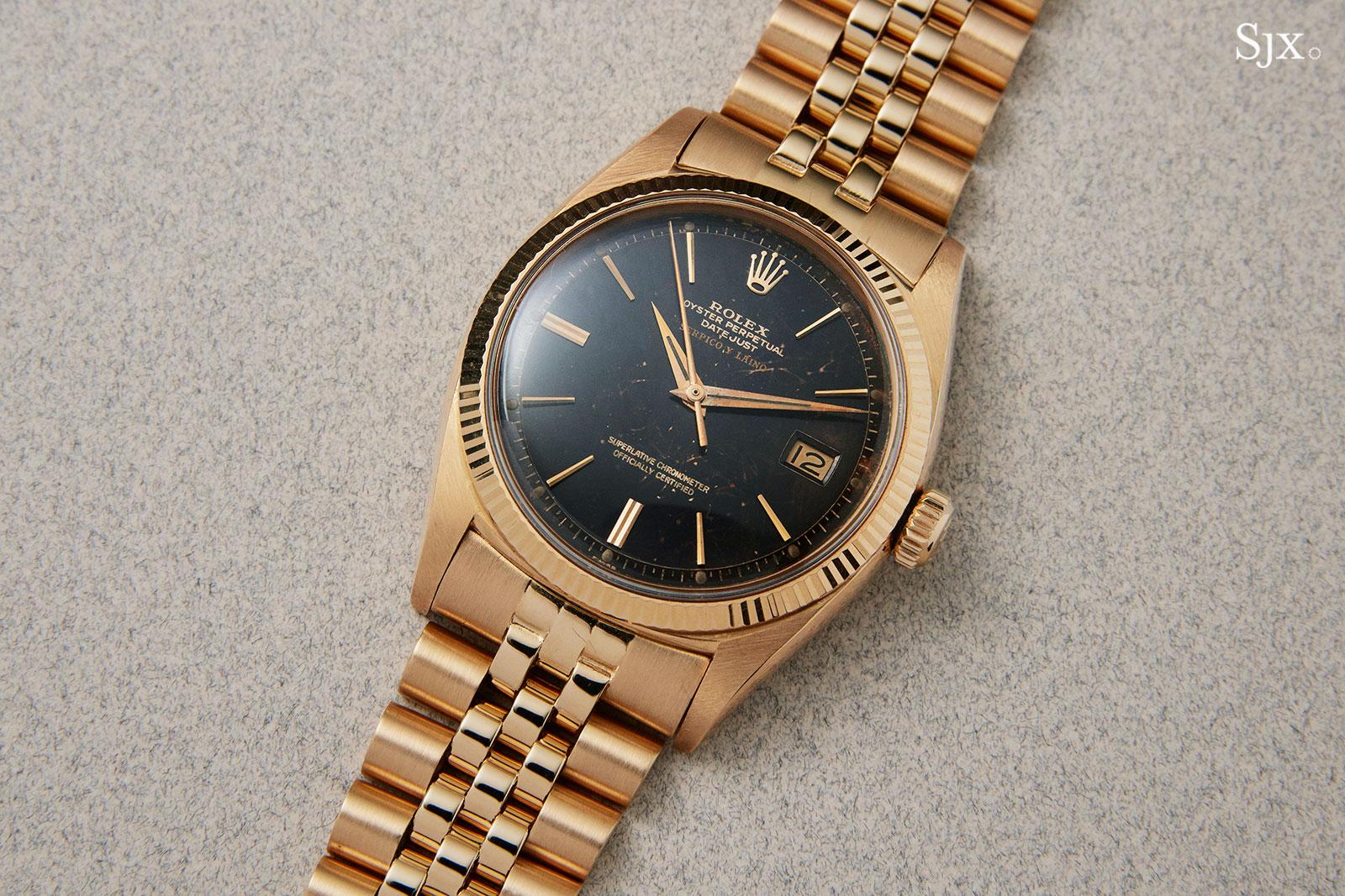 Rolex Datejust 6605 Serpico Laino 2