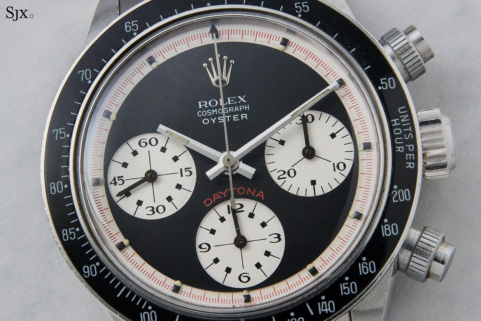 Rolex Daytona 6263 Oyster Sotto RCO 1