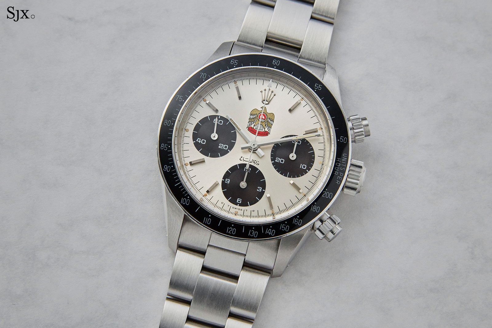Rolex Daytona 6263 UAE Hawk 2