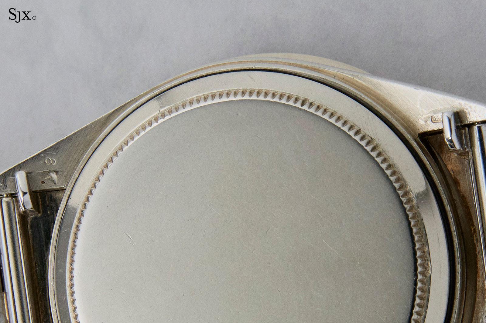 Rolex Daytona 6265 white gold Unicorn 4