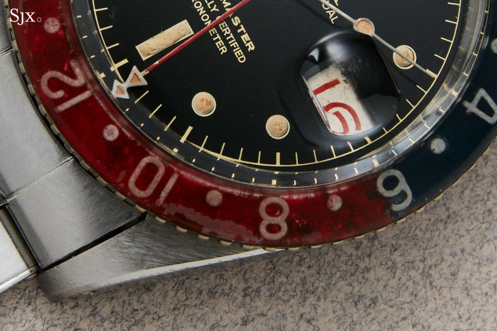 Rolex GMT-Master 6542 left-handed 1