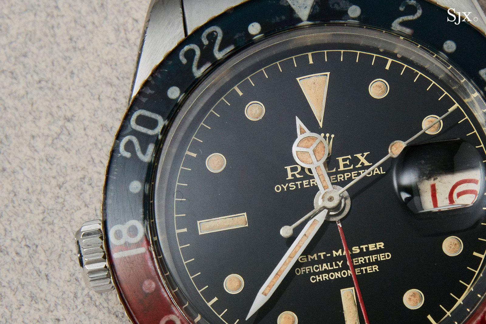 Rolex GMT-Master 6542 left-handed 2