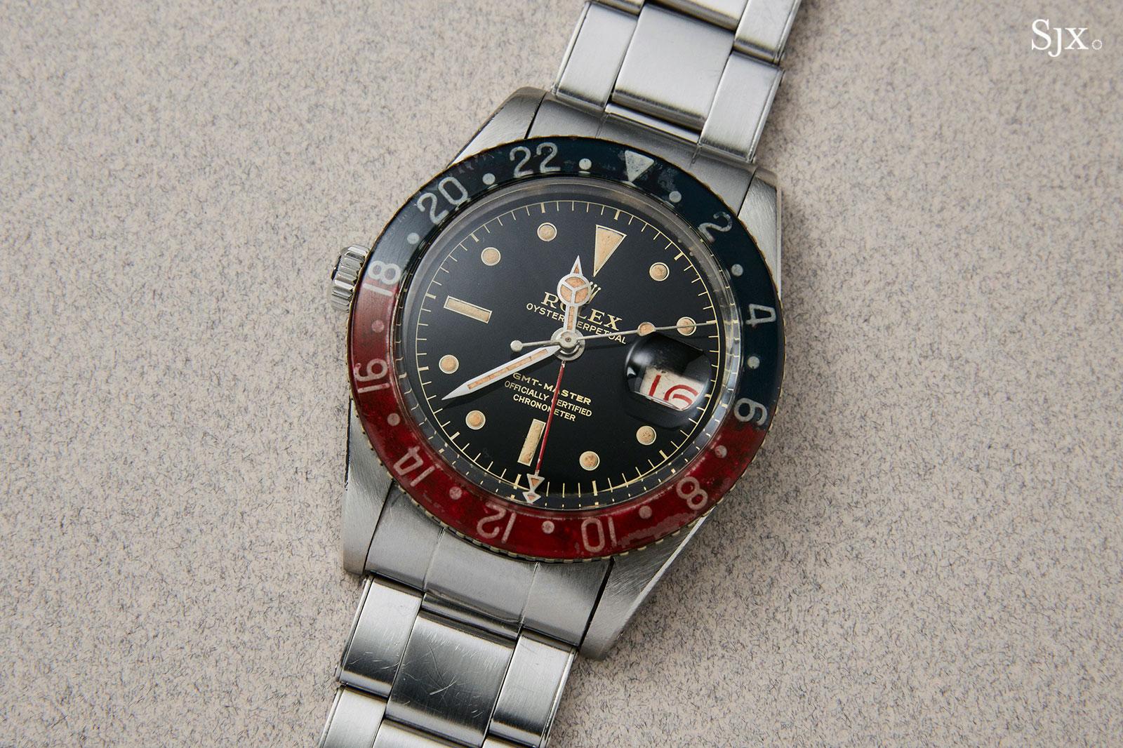 Rolex GMT-Master 6542 left-handed 3