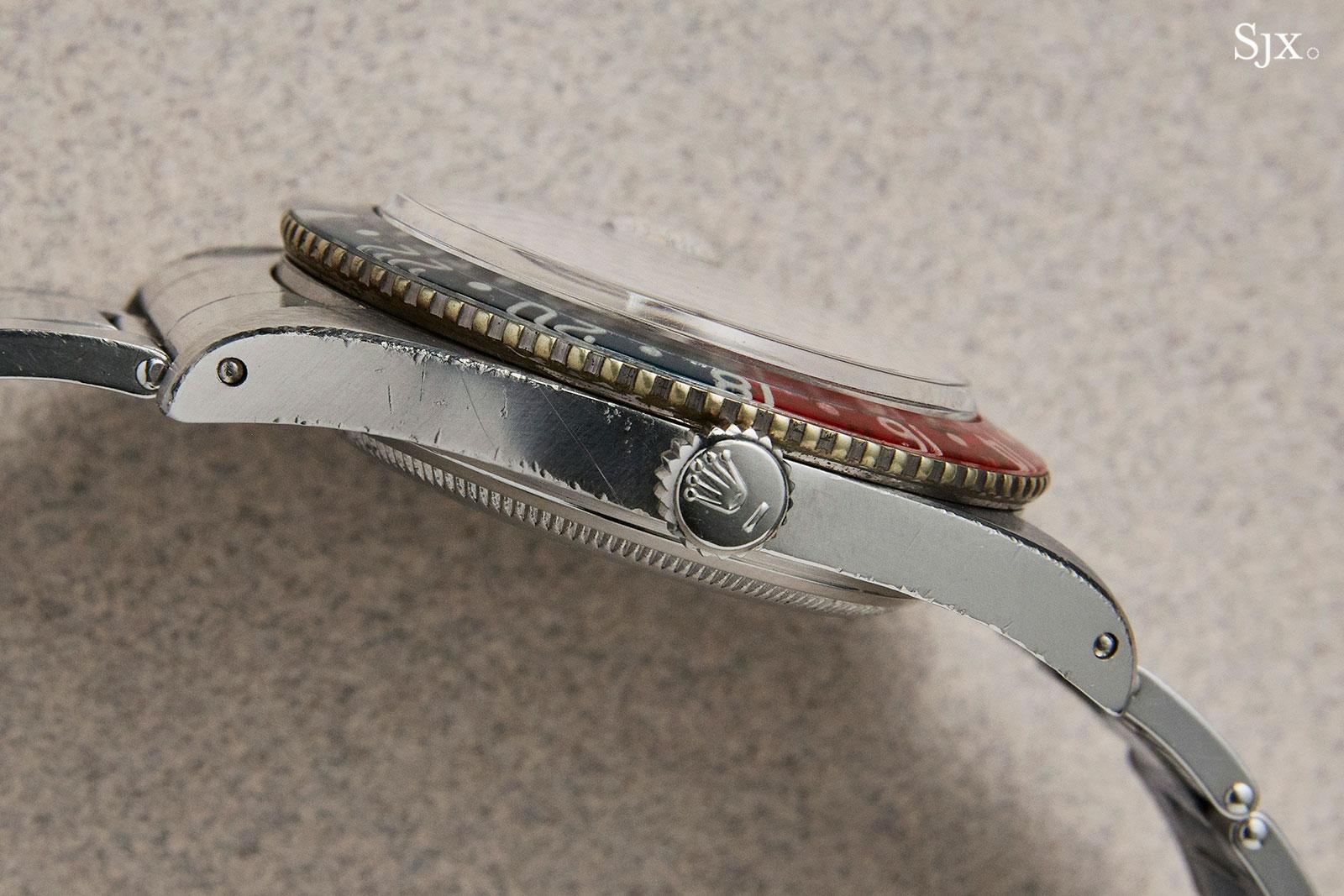Rolex GMT-Master 6542 left-handed 6