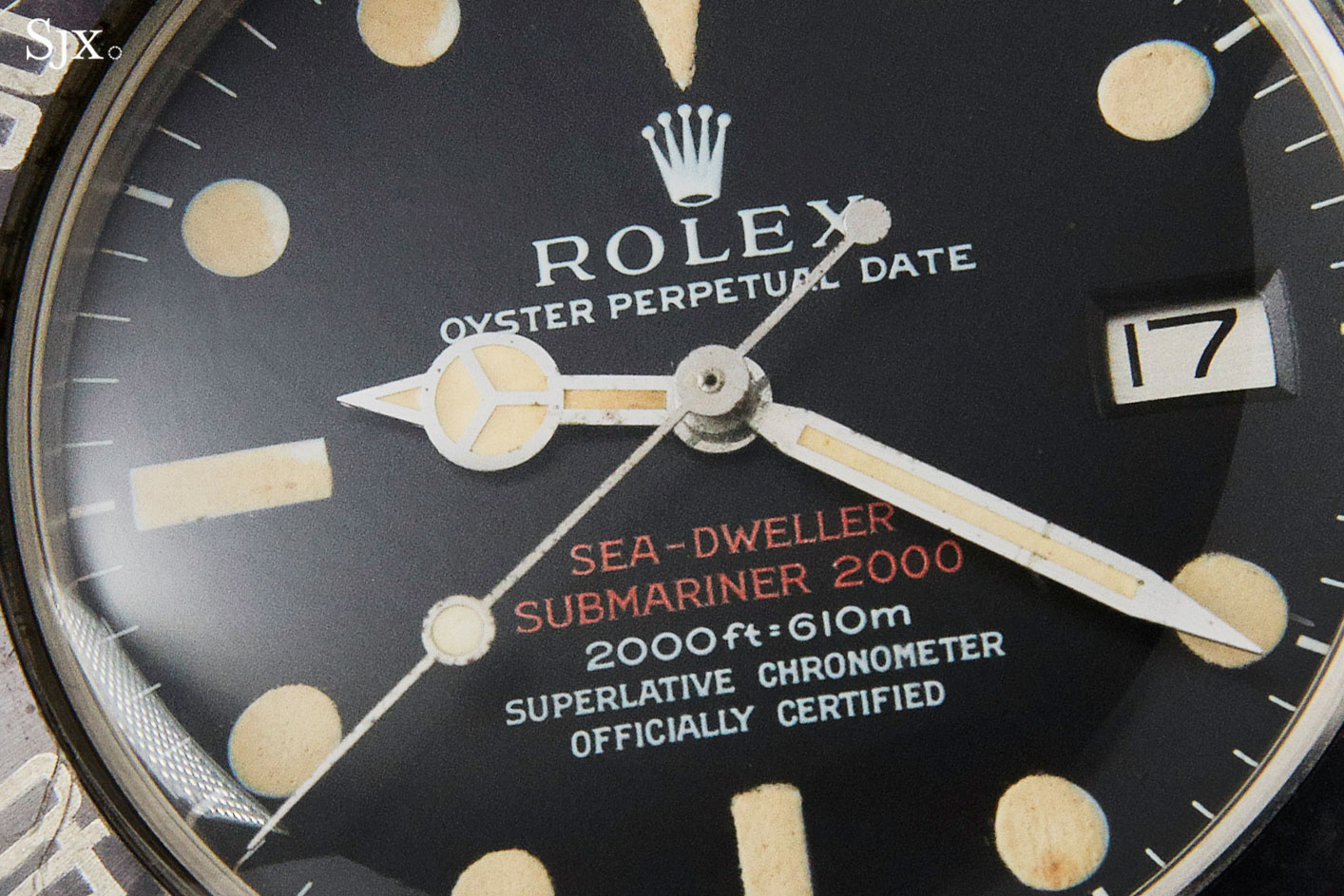 Rolex Sea-Dweller 1665 no escape valve 2