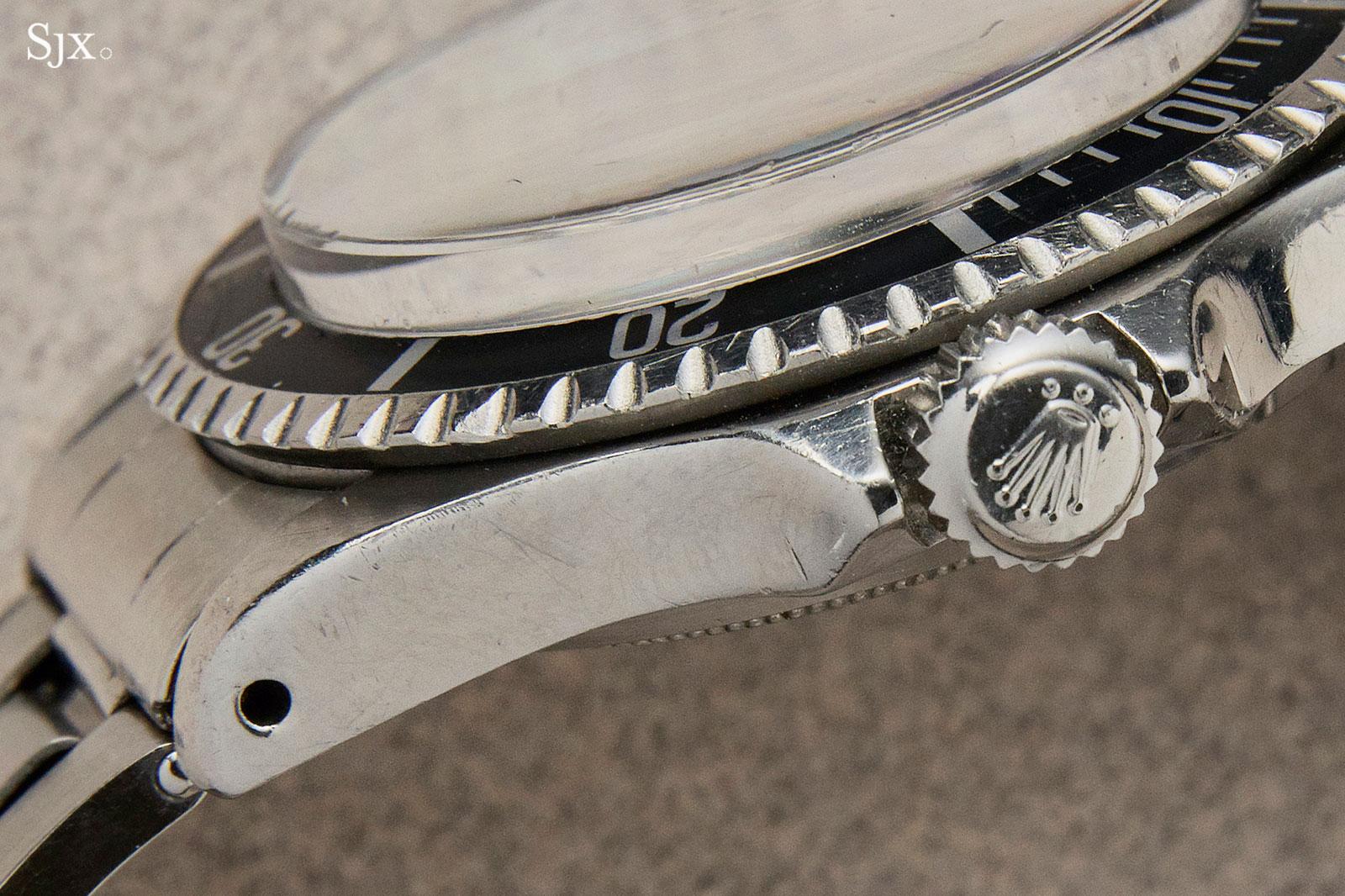 Rolex Submariner 5513 underline 4