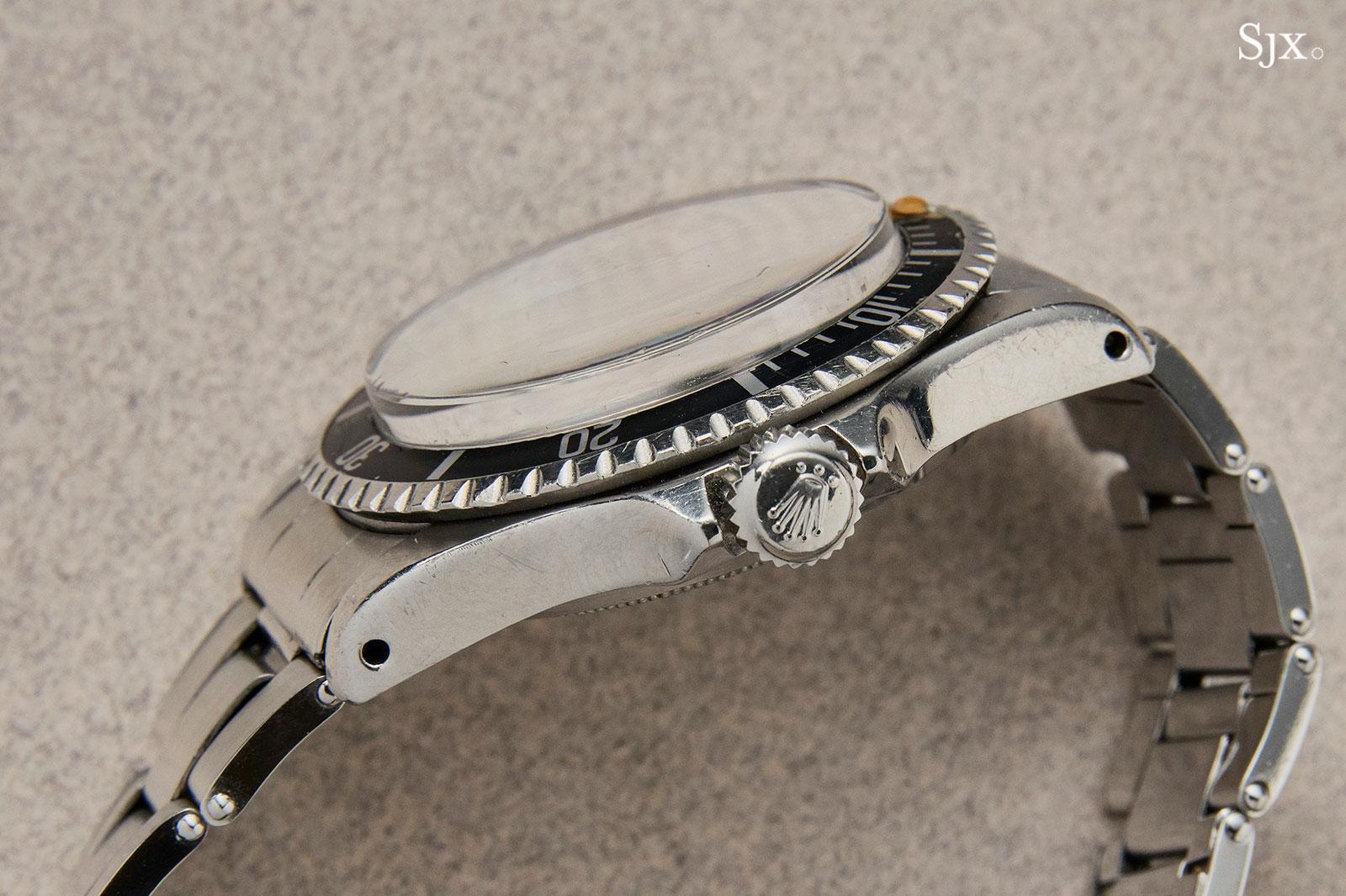 Rolex Submariner 5513 underline 5