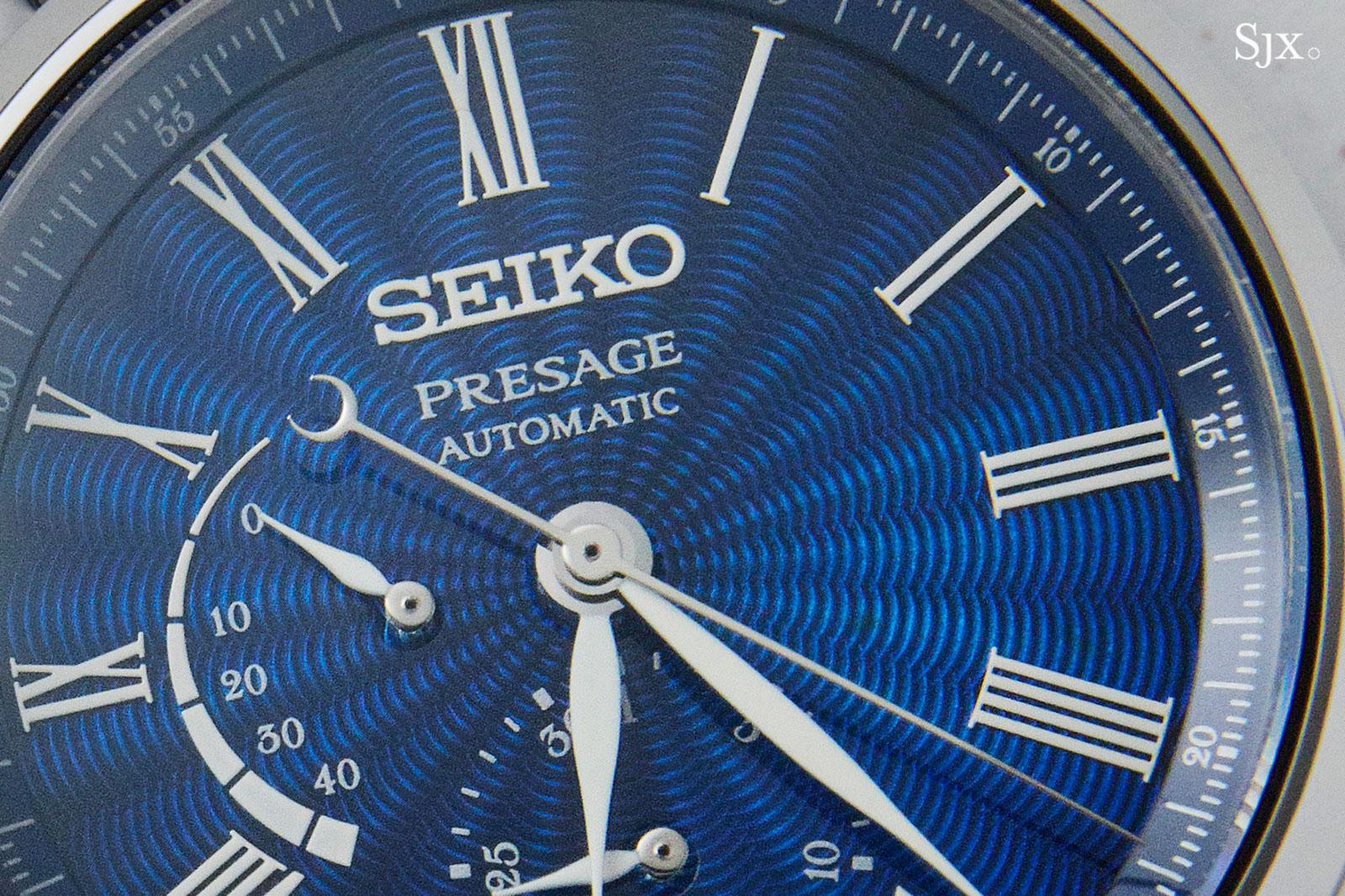 Seiko Presage Shippo Enamel SPB073J1