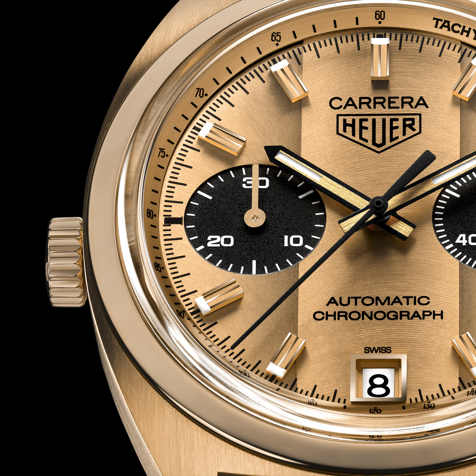 TAG Heuer Carrera Ronnie Peterson remake 1