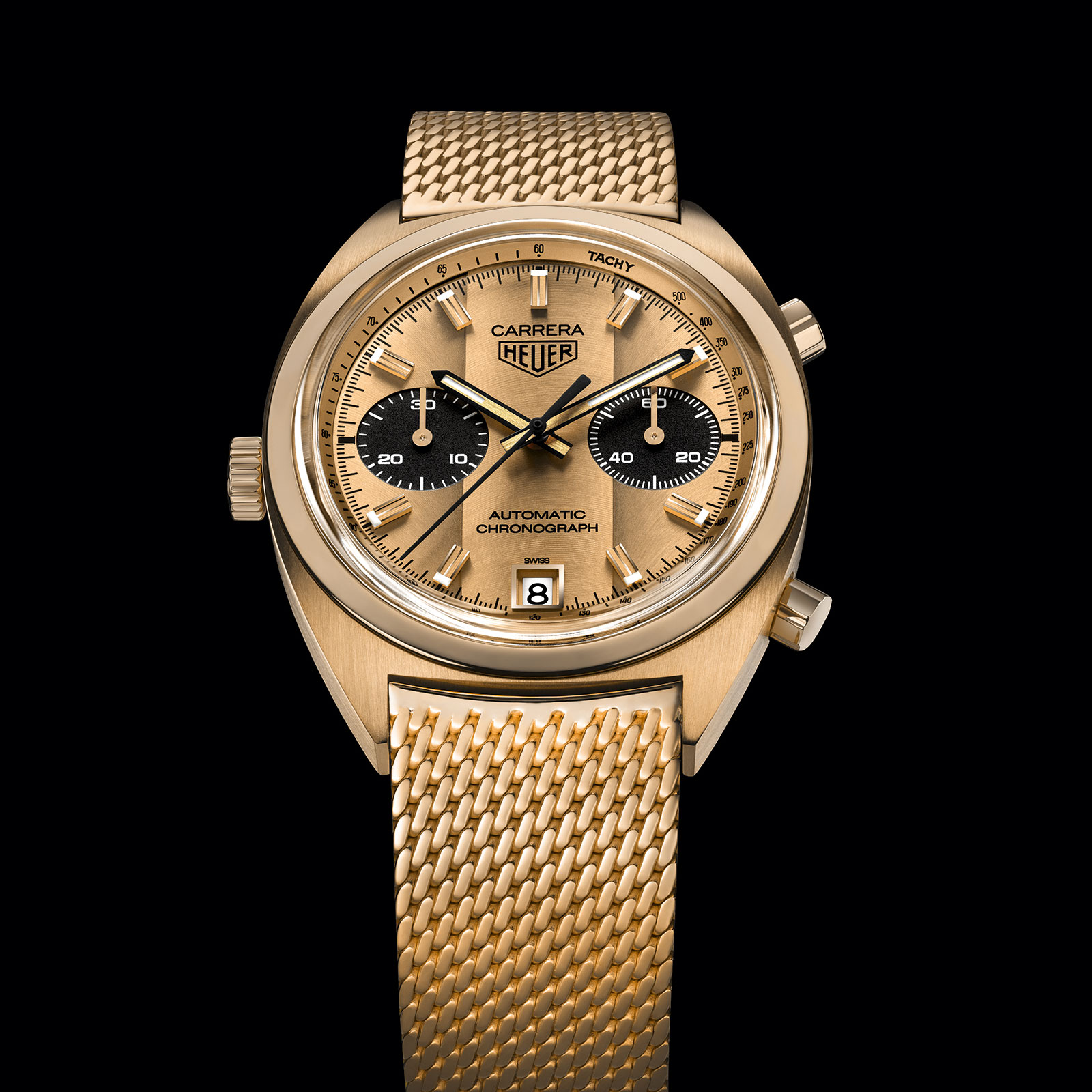 TAG Heuer Carrera Ronnie Peterson remake 2