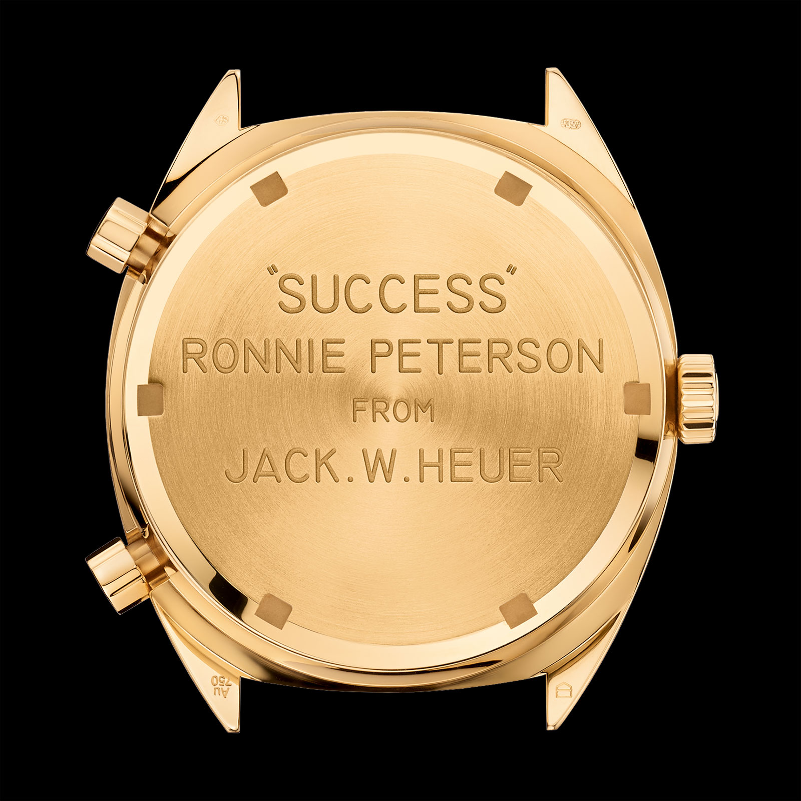 TAG Heuer Carrera Ronnie Peterson remake 3