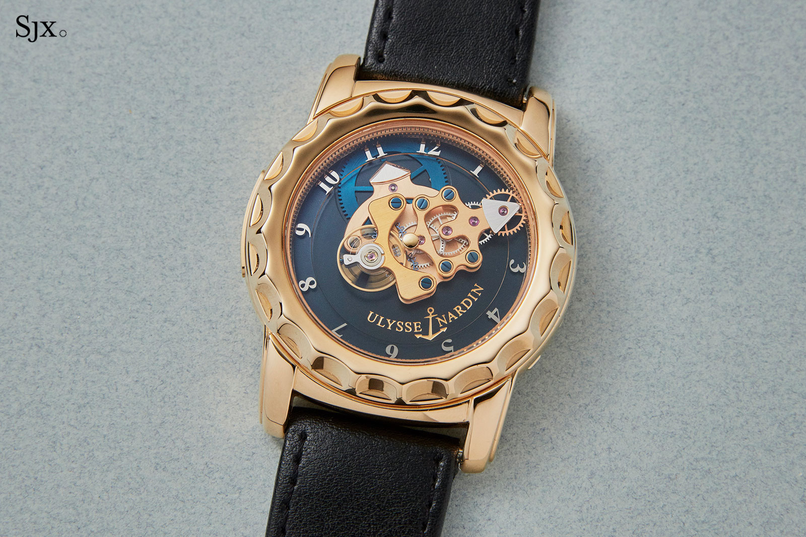 Ulysse Nardin Freak 1 rose gold 2