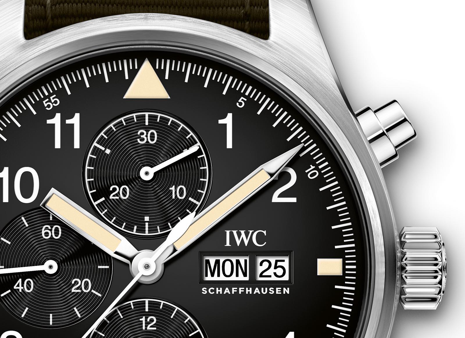 iwc-Pilot's Chronograph-377724
