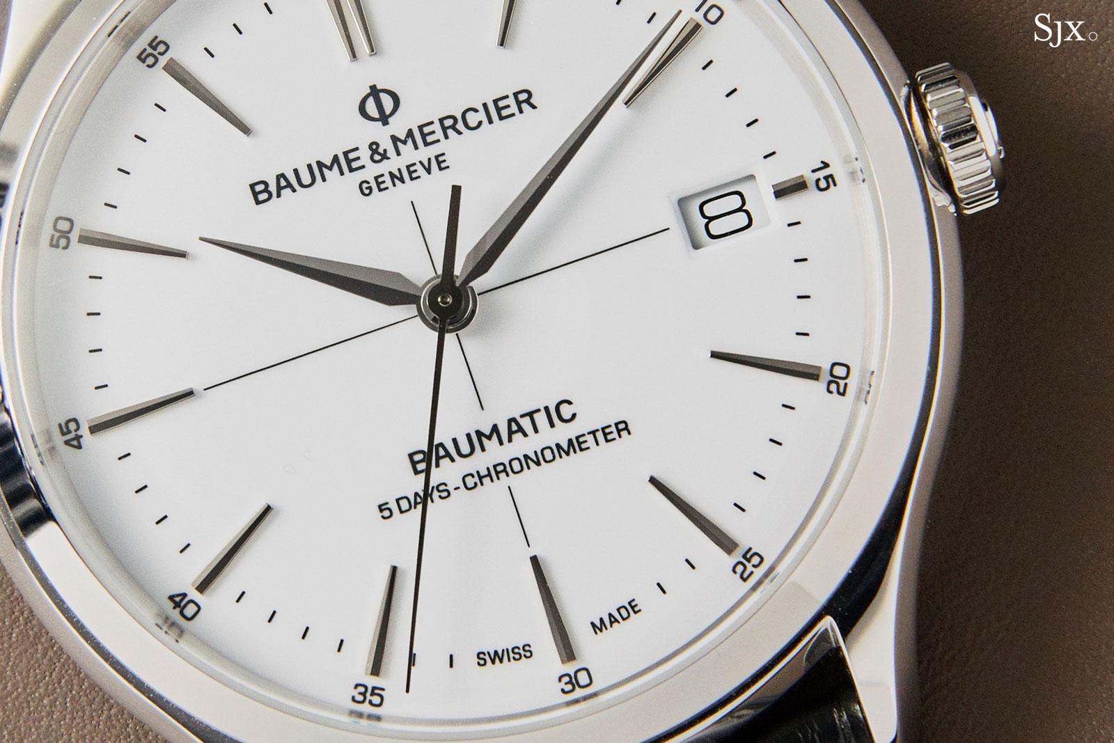 Baume Mercier Baume & Mercier Baumatic COSC chronometer 3