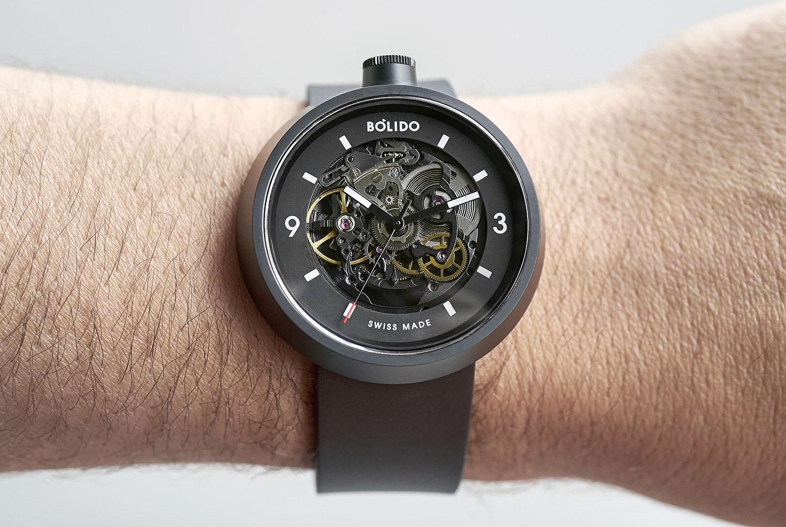Bolido Black Edition Core