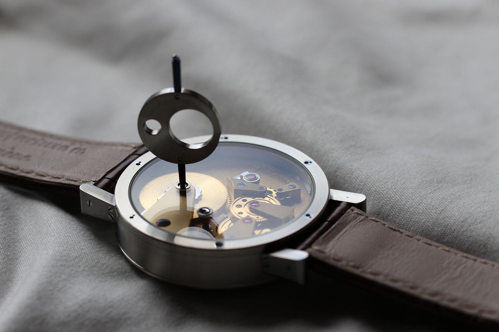 Brivet-Naudot wristwatch 11