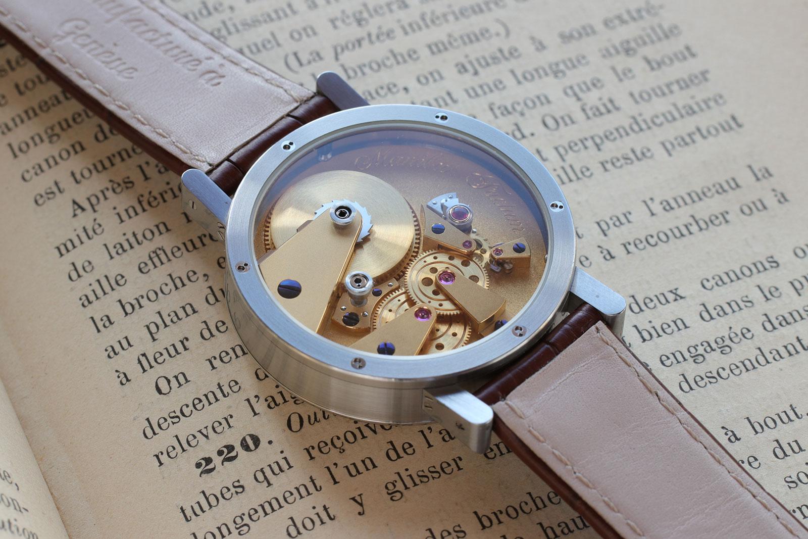 Brivet-Naudot wristwatch 2