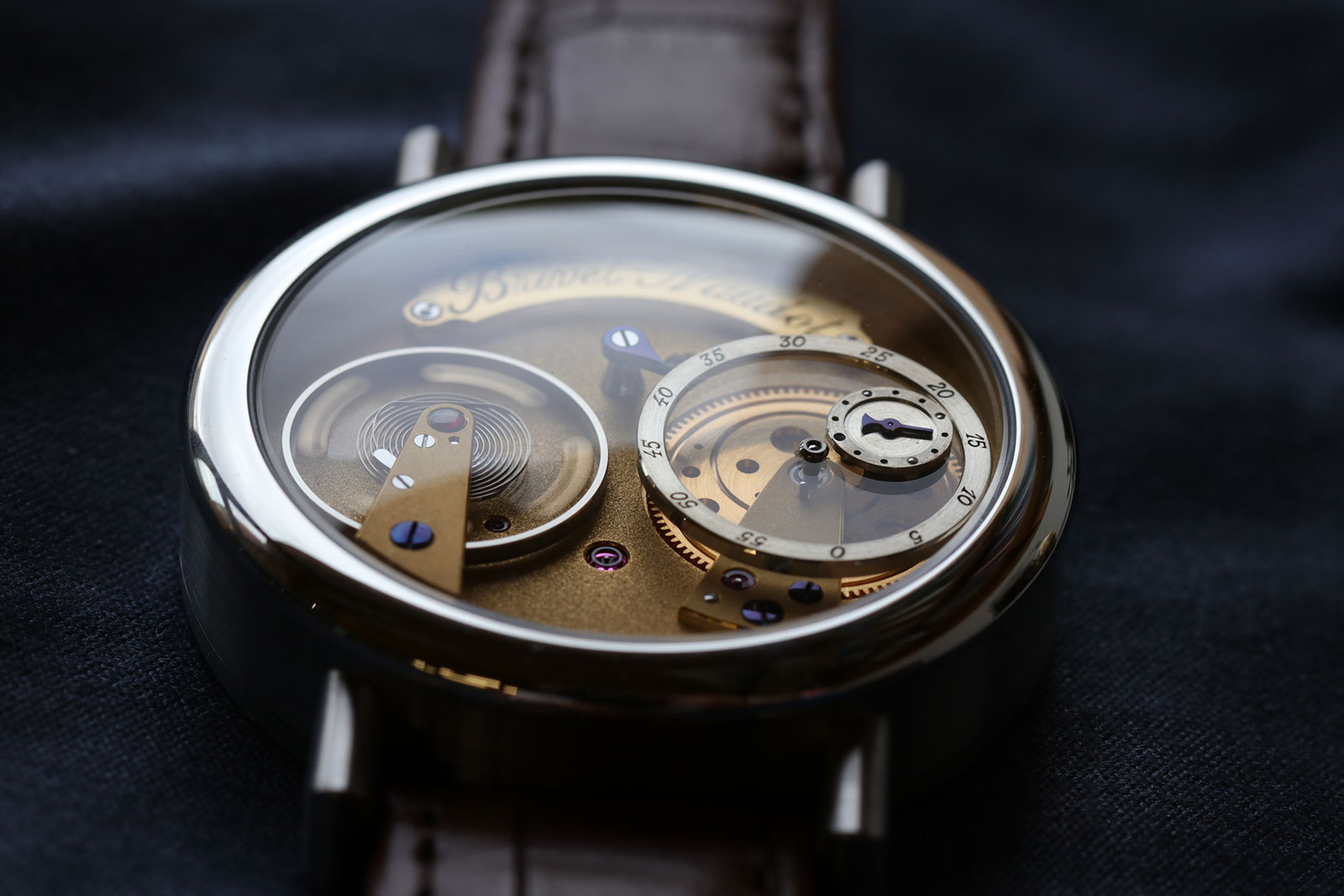 Brivet-Naudot wristwatch 3