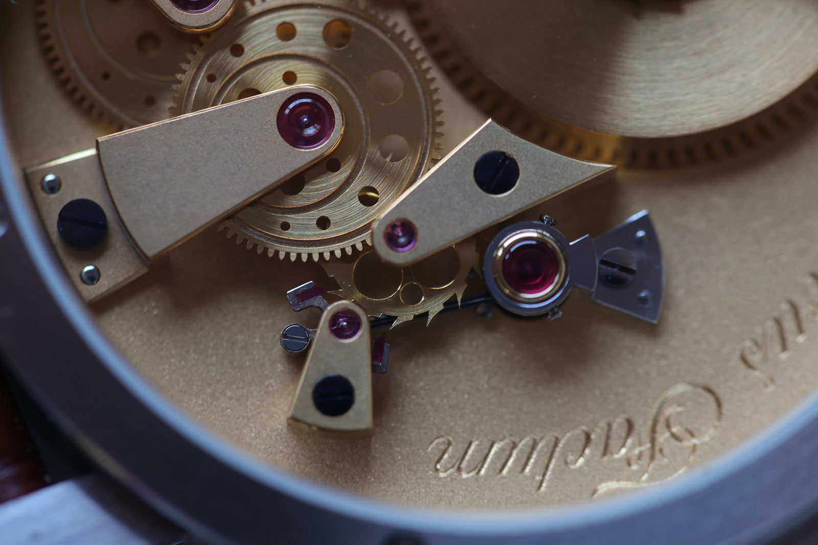 Brivet-Naudot wristwatch 4