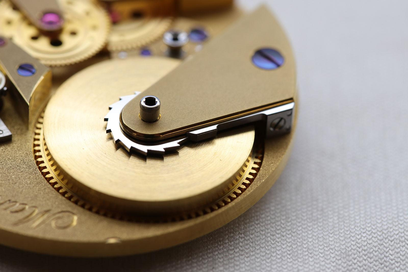Brivet-Naudot wristwatch 7