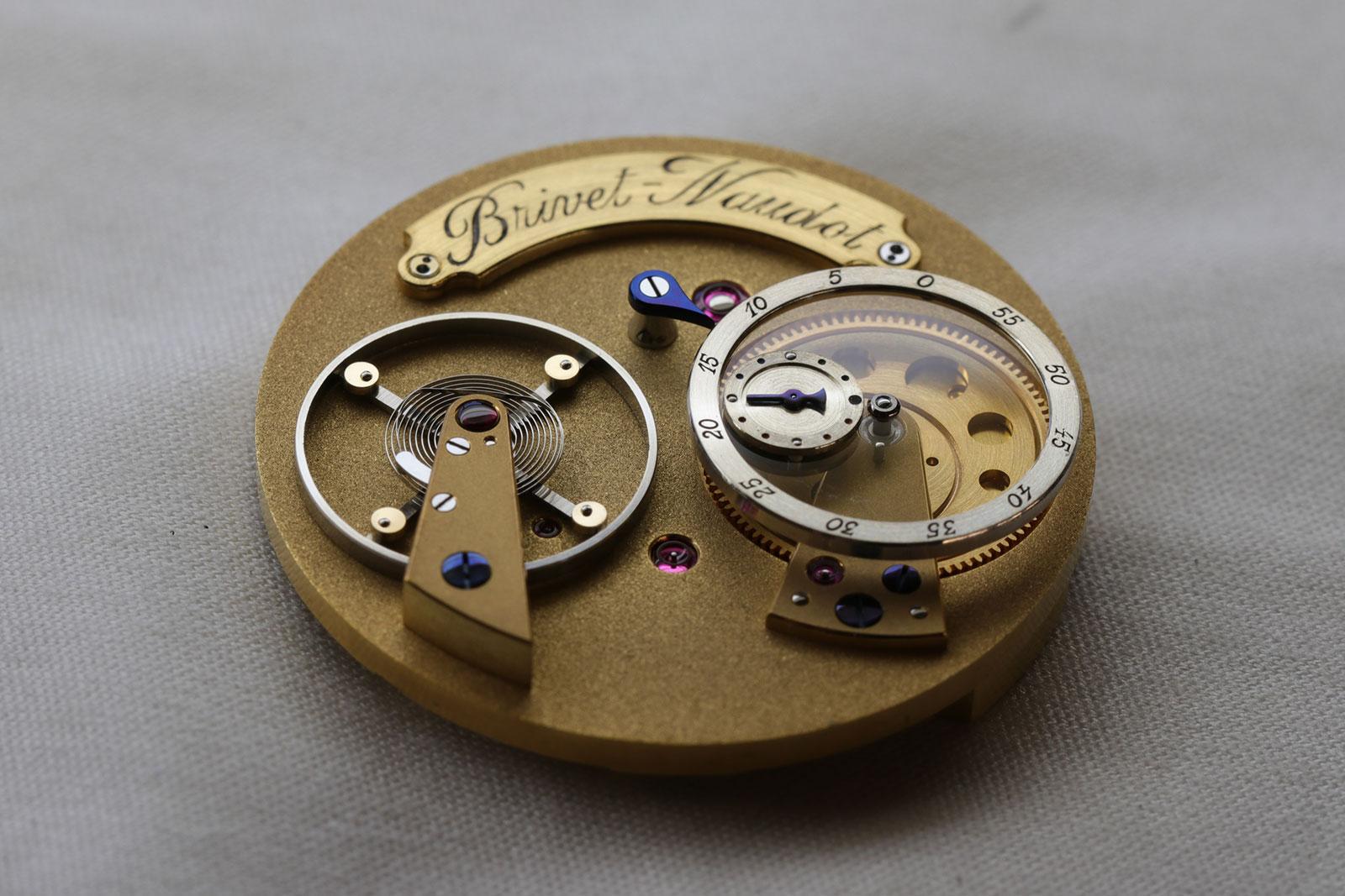 Brivet-Naudot wristwatch 8