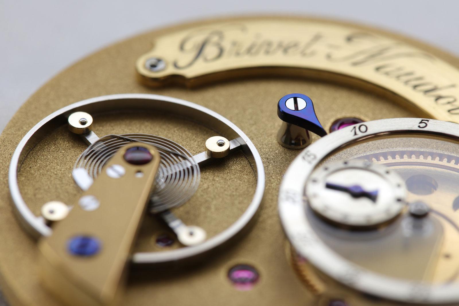 Brivet-Naudot wristwatch 9