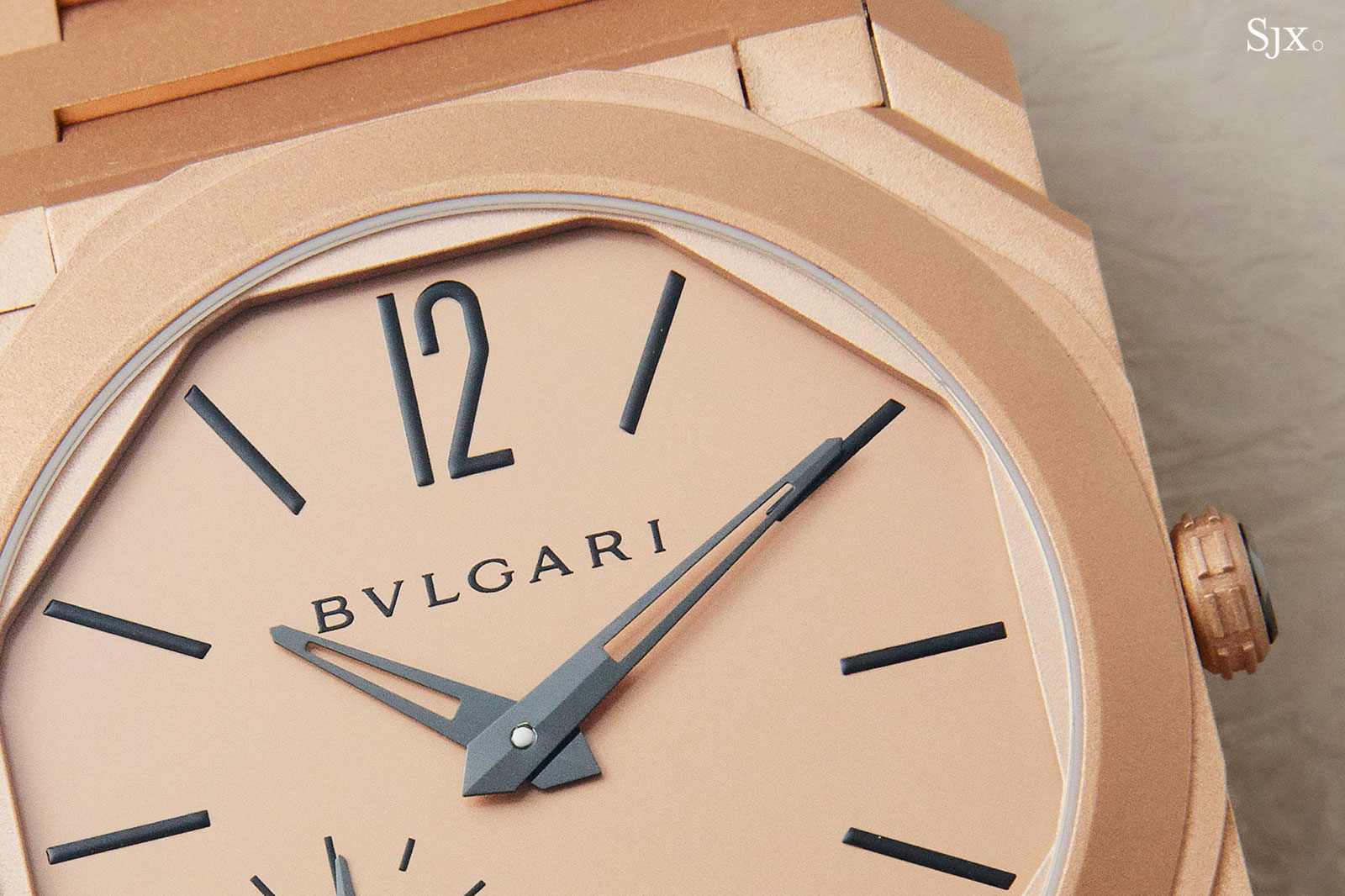 Bulgari Octo Finissimo Automatic rose gold 1