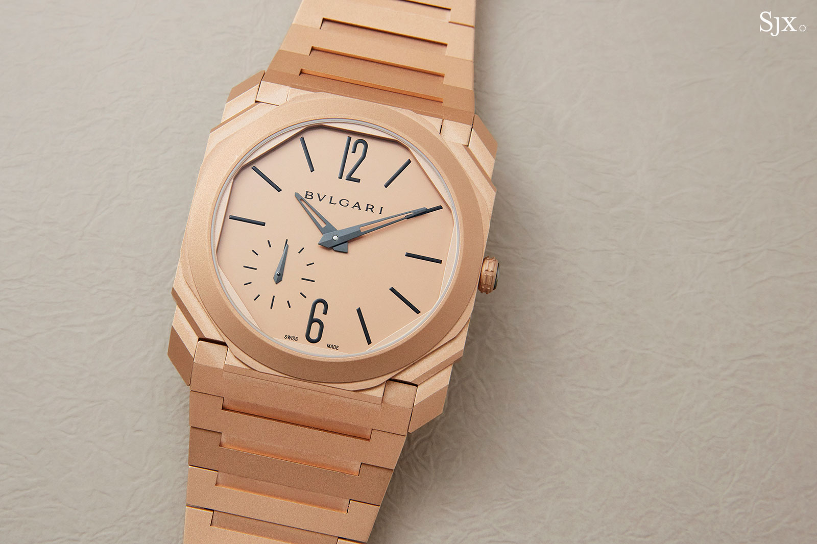 Bulgari Octo Finissimo Automatic rose gold 2