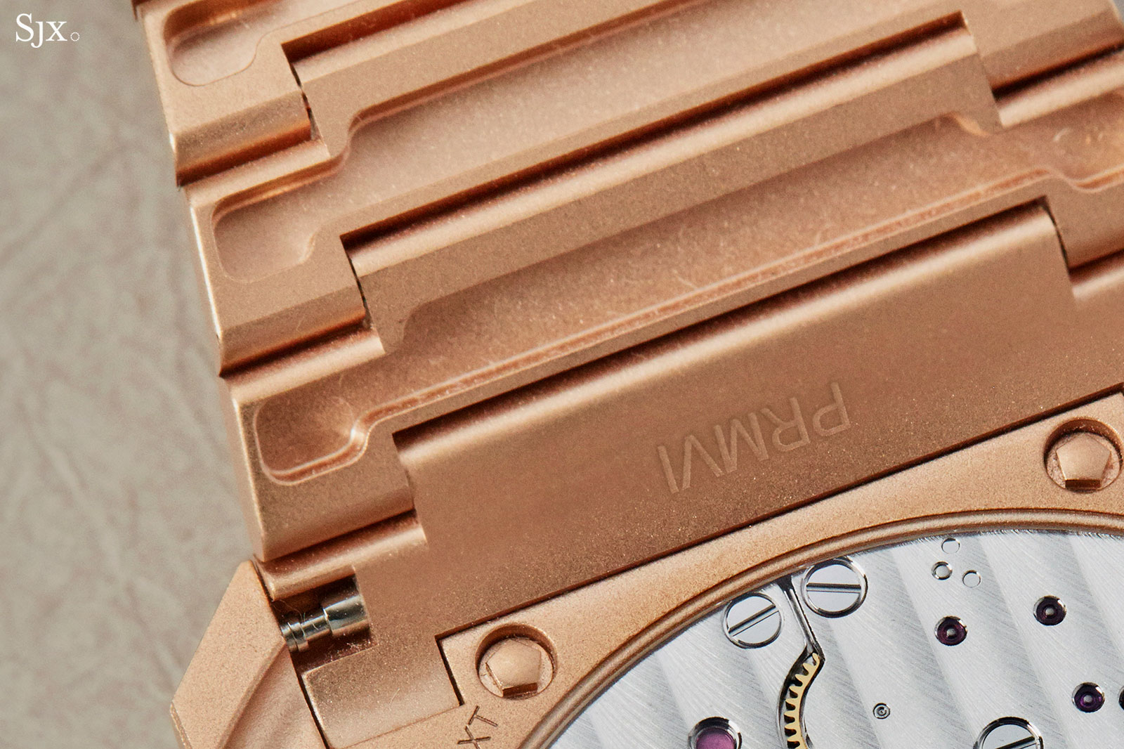 Bulgari Octo Finissimo Automatic rose gold 4